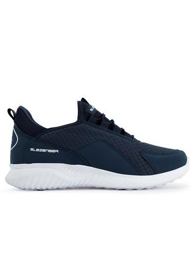 Slazenger Slazenger Ahab Sneaker Unisex Ayakkabı  Lacivert
